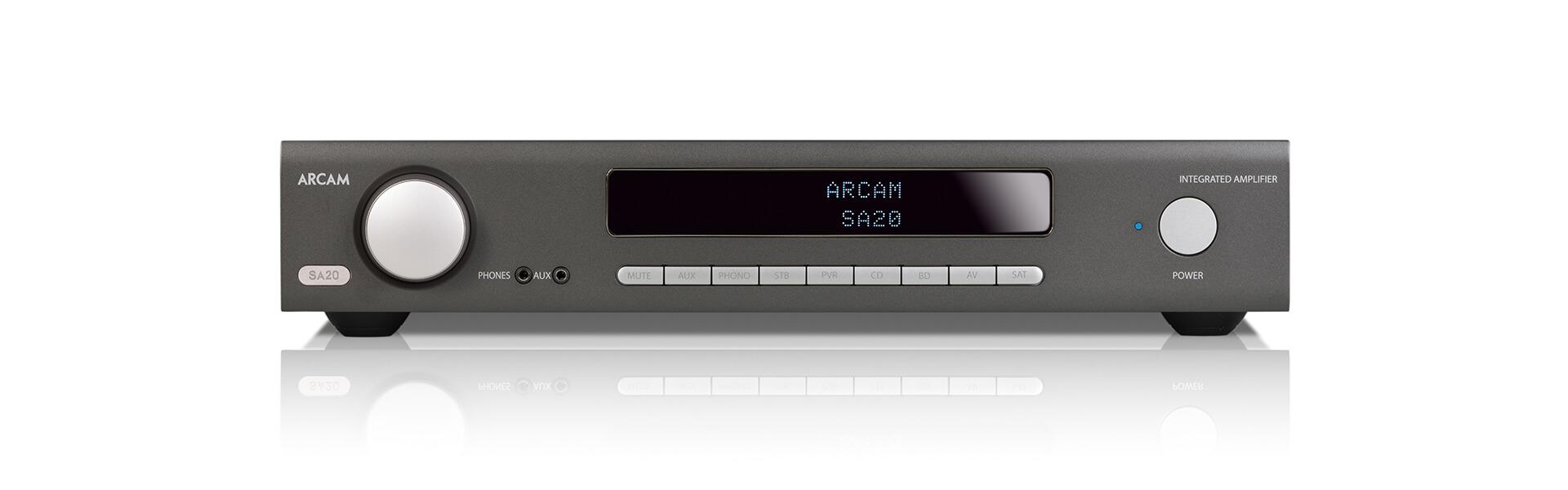 Arcam SA 20 geïntegreerde versterker