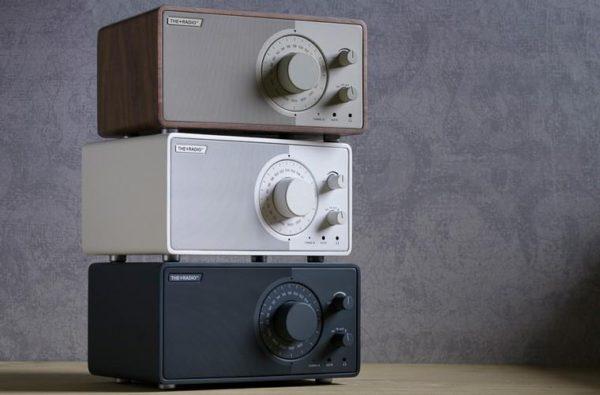 The Plus radio meerdere kleuren